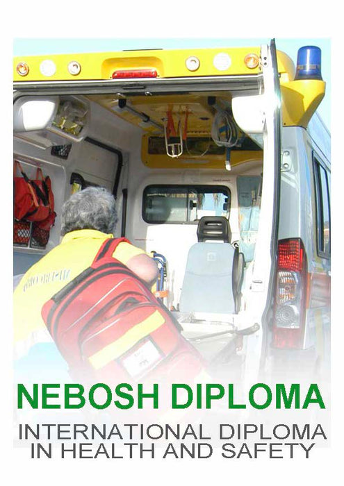NEBOSH International Diploma in Health and Safety (500 hours online)