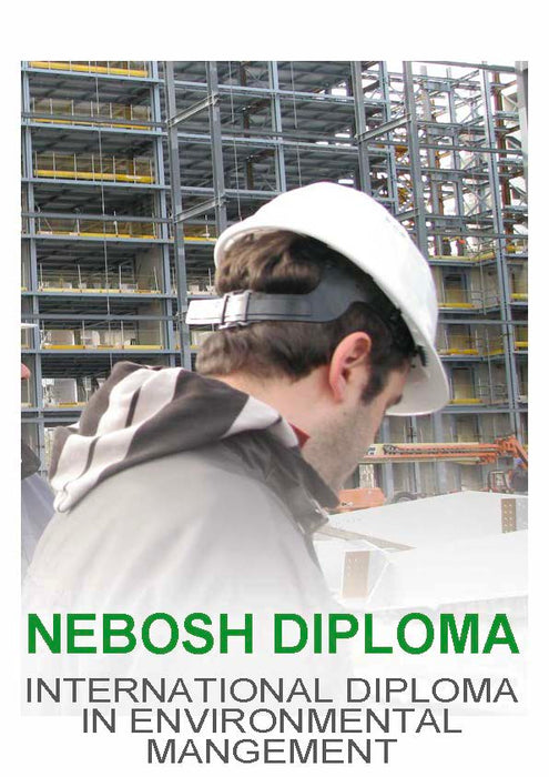 NEBOSH International Diploma in Environmental Management (235 hours online)