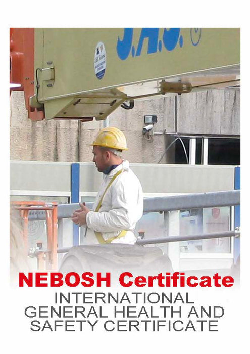 NEBOSH International General Certificate Health and Safety (96 hours online)
