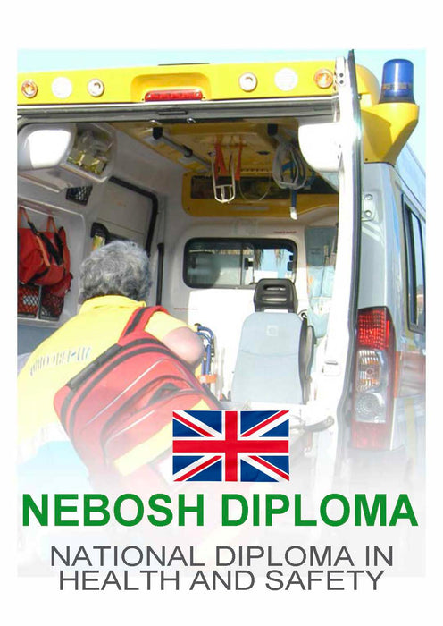 NEBOSH National Diploma in Health and Safety (500 hours online)