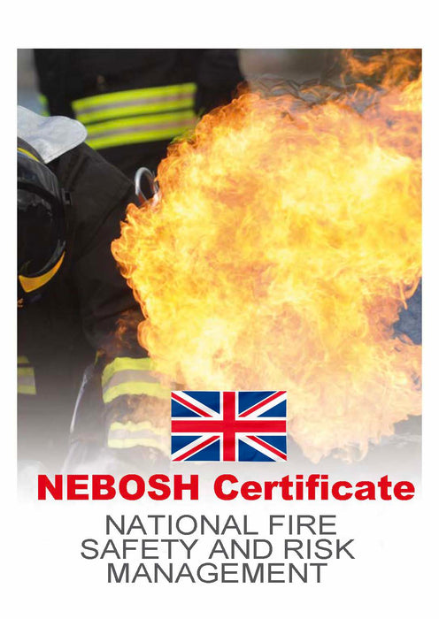 NEBOSH National Fire Safety Certificate (120 hours online)