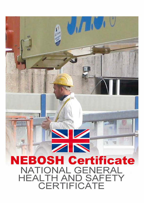 NEBOSH National General Certificate in Health and Safety (96 hours online)