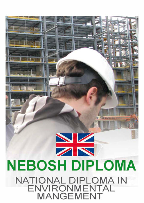 NEBOSH National Diploma in Environmental Management (235 hours online)