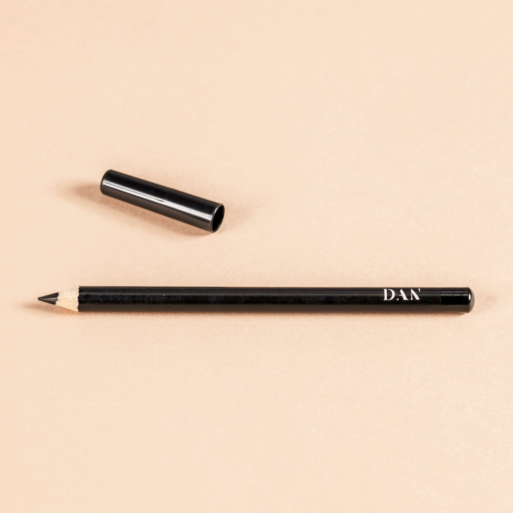 The long wearing eye pencil.