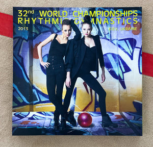 32nd World Championship Rhythmics Gymnastics