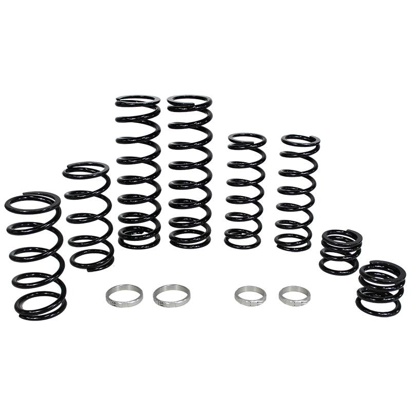 POLARIS RZR XP TURBO DUAL RATE SPRING KIT FOR FOX LIVE VALVE SHOCKS (2018-2020) 2 Seat