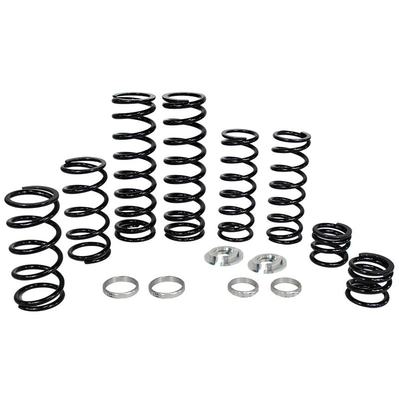 POLARIS RZR XP TURBO SPRING KIT FOR FOX IBP SHOCKS (2016-2020) 2 Seat