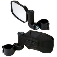 Load image into Gallery viewer, Seizmik Striker Side View Mirror (Pair – Cast Aluminium)