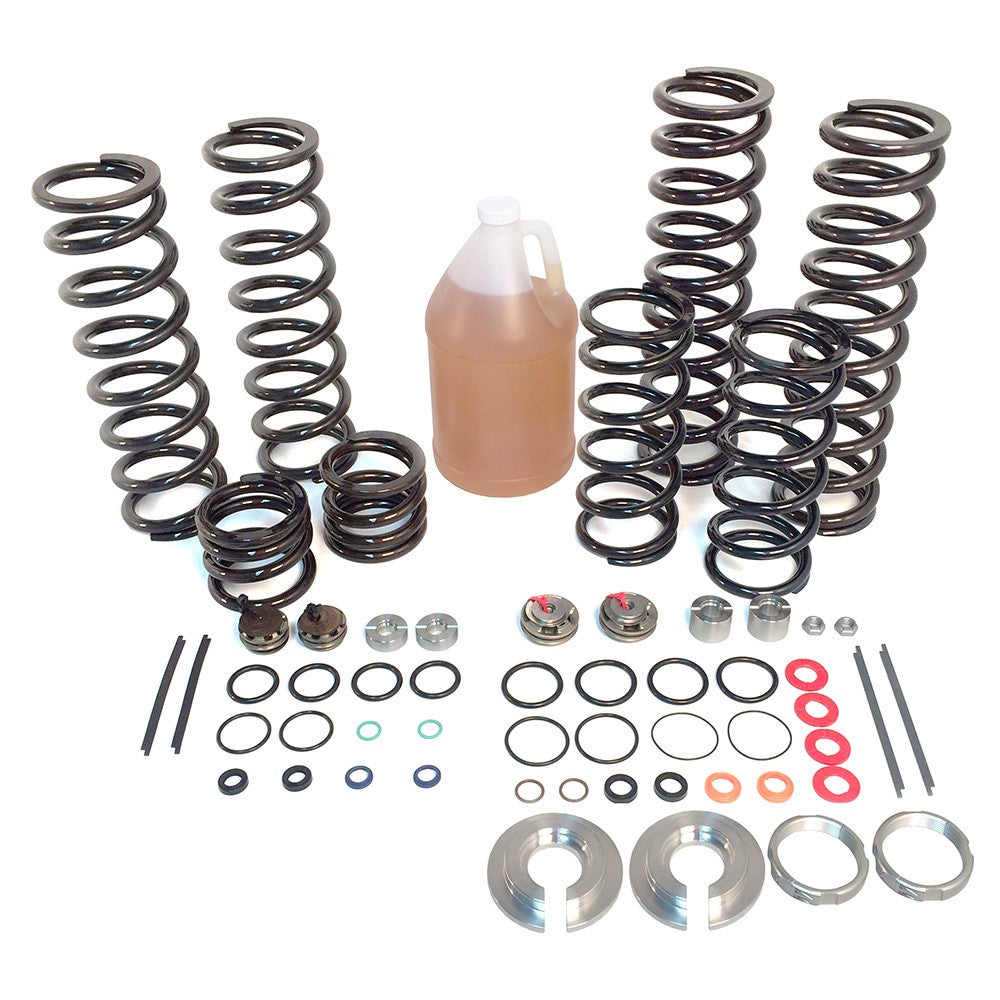 Zbroz Polaris RZR 1000 XP & XP-4 UTV Stage 3 Valving and Spring Kit