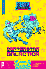 Beards Brewery - copperstar galactica