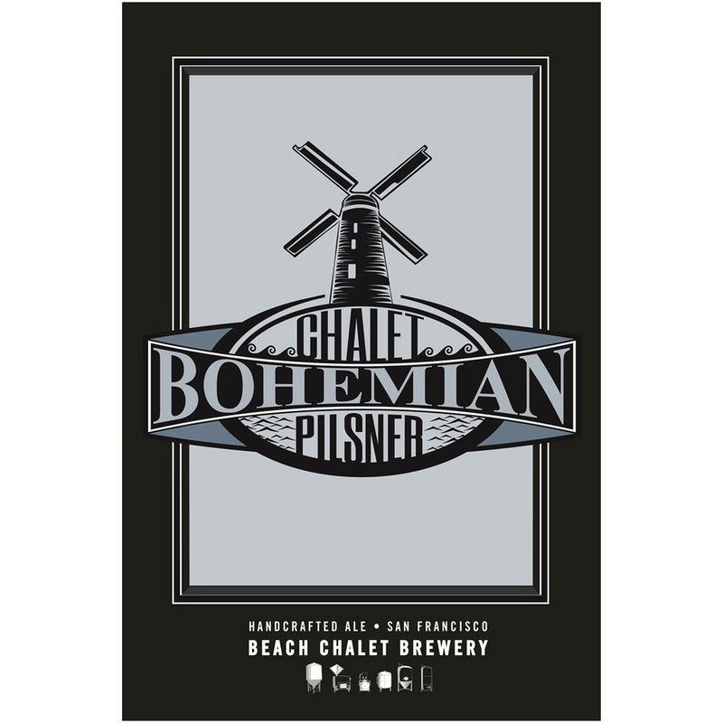Bohemian Pilsner - Canvas Posters