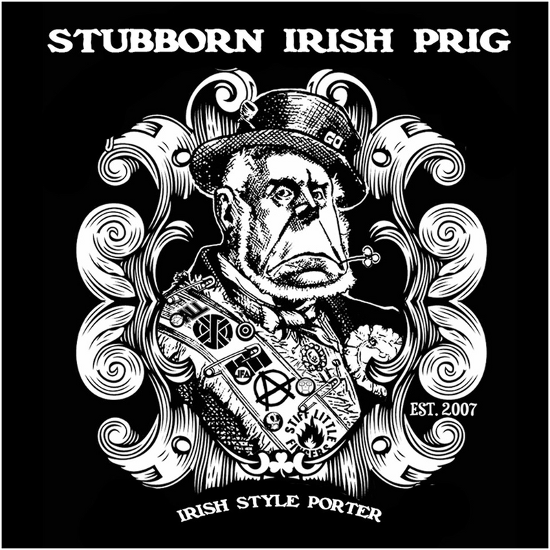 Stubborn Irish Prig - Canvas Posters