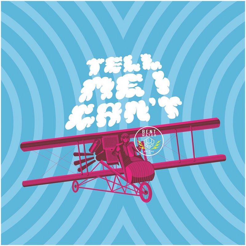 Tell Me I Can't - Canvas Poster