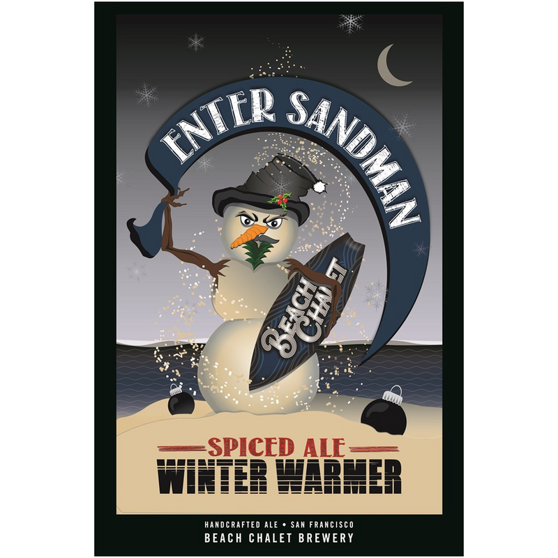 Enter Sandman - Canvas Posters