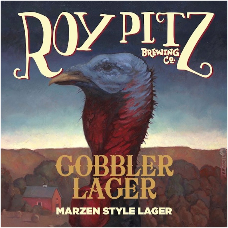 Gobbler Lager - Canvas Posters