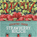 Country Creek Strawberry Kolsch - Canvas Posters