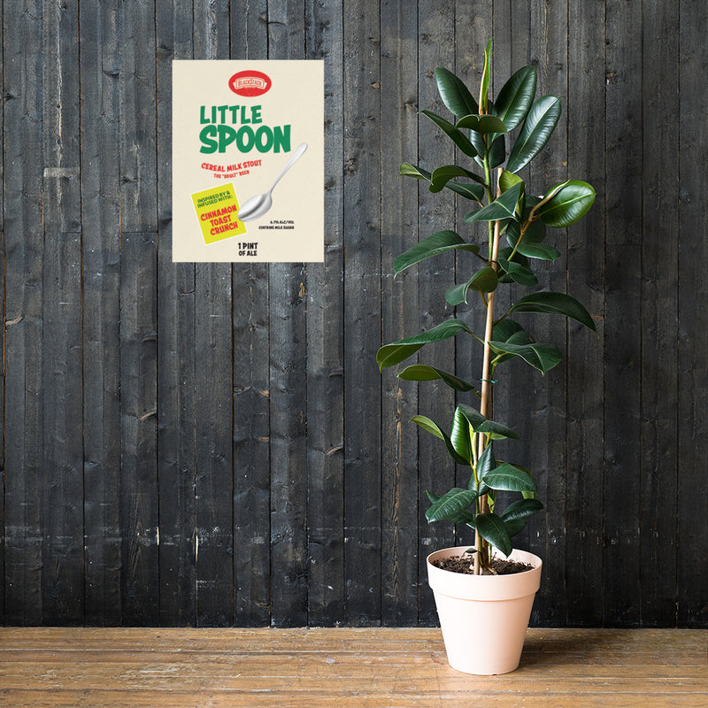 Little Spoon - Wall Poster