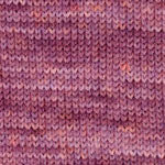 Galway Collage (Worsted) - Burgundy