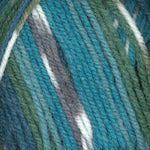 Encore Colorspun (Worsted) - Blue Teal Mix