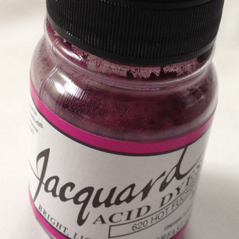 Jacquard Acid Dyes - 1 jar (1/2 ounce) - 40 colors
