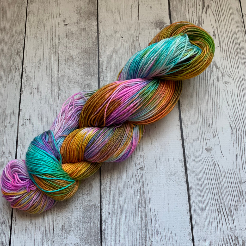 Love is Love™ Kettle Dyed Fing/Sock Hand Paint - 463 yds RTS (091019)