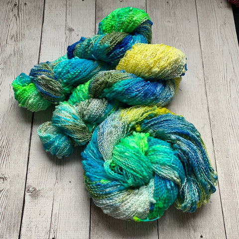 SLUB SOCK WEIGHT -RIVER ROCK™ HandPaint - 437 yds RTS (0103)