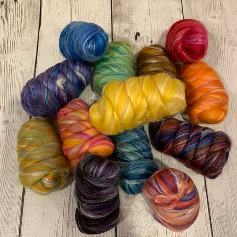 Merino Tussah Color Pack - Star Struck - 11.5 oz