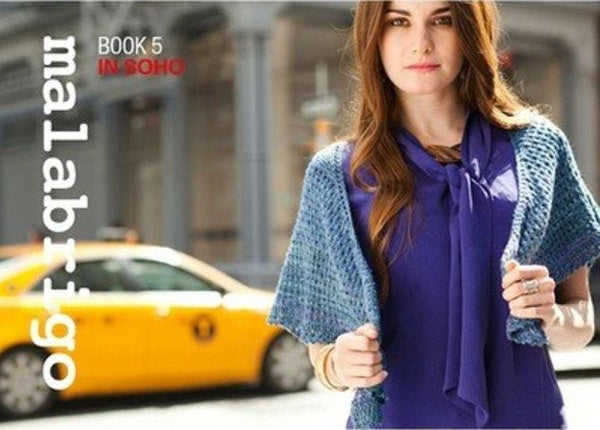 MALABRIGO Pattern Book - IN SOHO Book 5
