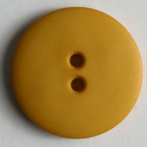Yellow Button - 18mm
