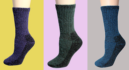 Survial Alpaca Socks - Made in the USA