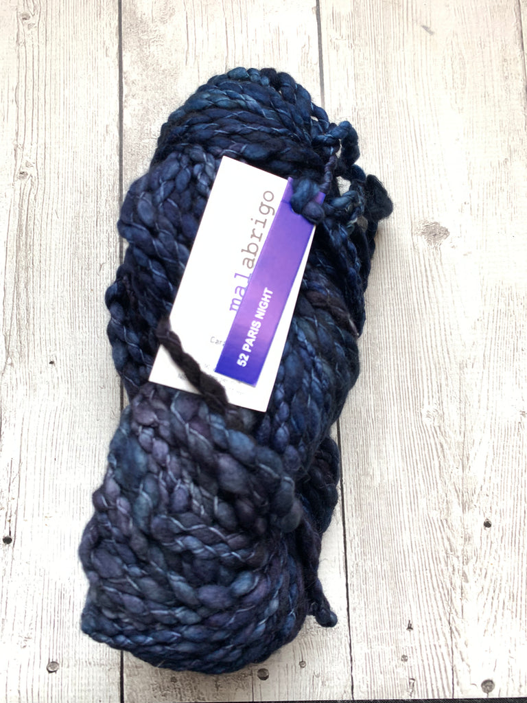 Malabrigo CARACOL - 52 - PARIS NIGHT