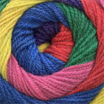 HOT CAKES - (worsted) - 002 - Rainbow Mix