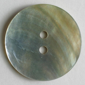 Natural Shell button - 11 mm