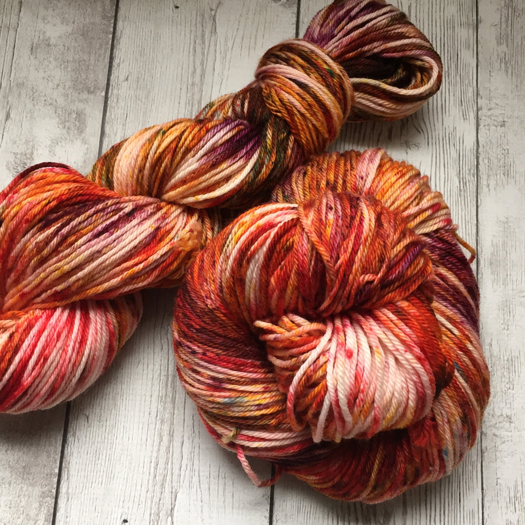 Falling Leaves™ Speckled WORSTED - 218 yds (903)