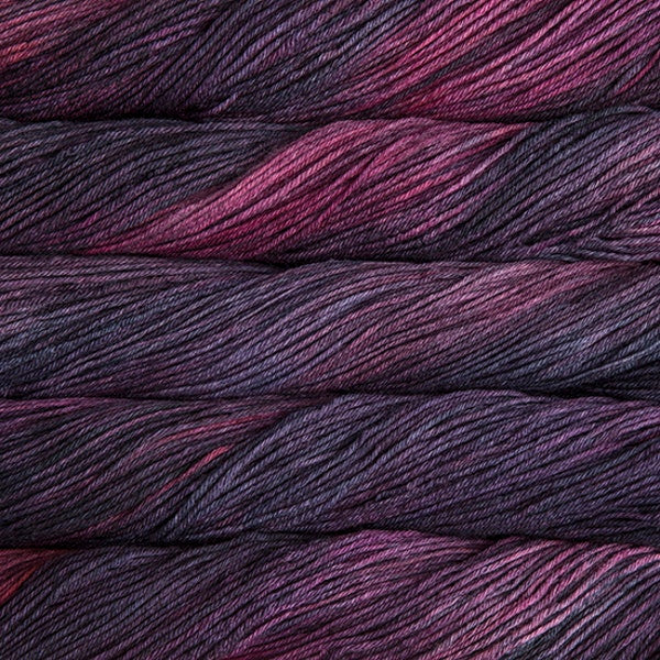 Malabrigo Arroyo - PURPURAS - Sport Weight - SW Merino