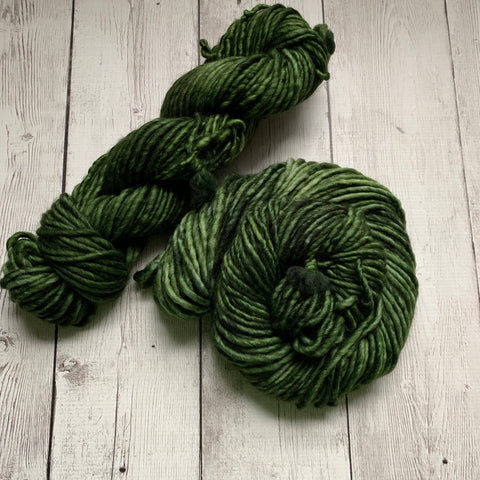 SUPER BULKY - (CHILDREN of the FOREST) - 100 grams 76 yds RTS (923)