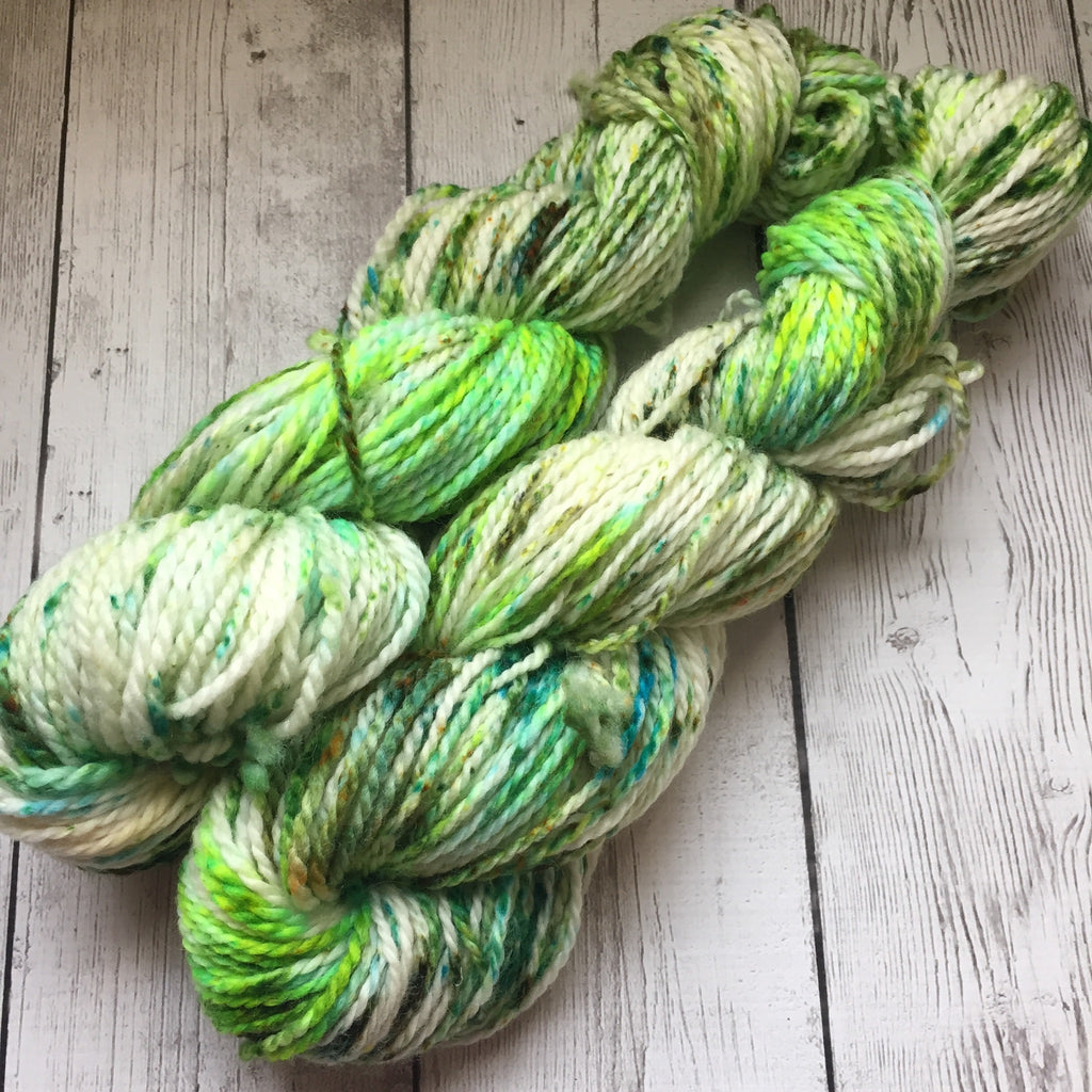 Seaweed at the Jersey Shore™-  ARAN/Heavy Worsted Speckled 181 yds RTS (808)