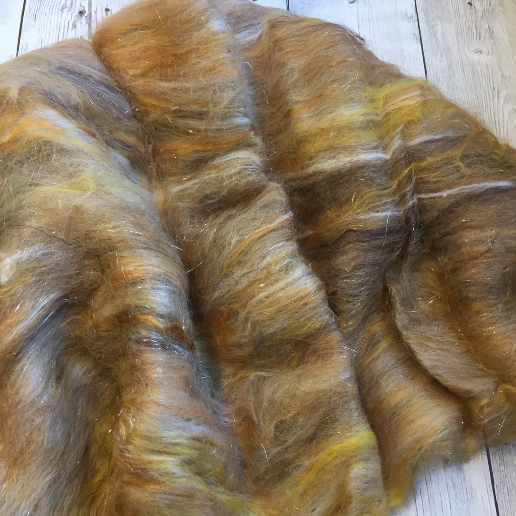 Amber Waves of Grain™ Alpaca Merino Bamboo Sparkle 2 oz - Smooth