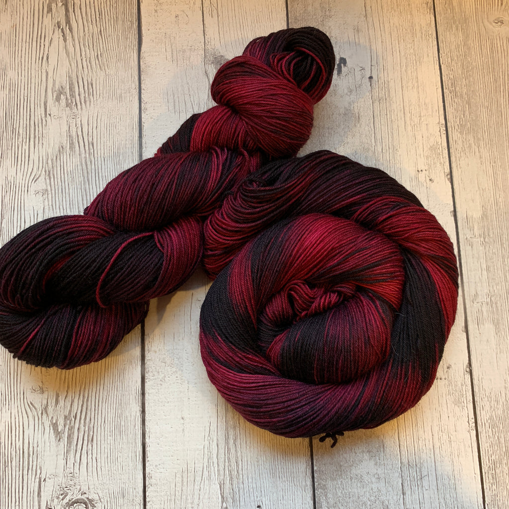 MAYHEM - (BEDLAM)™  Sock/Fing Kettle Dyed 463 yds (315)