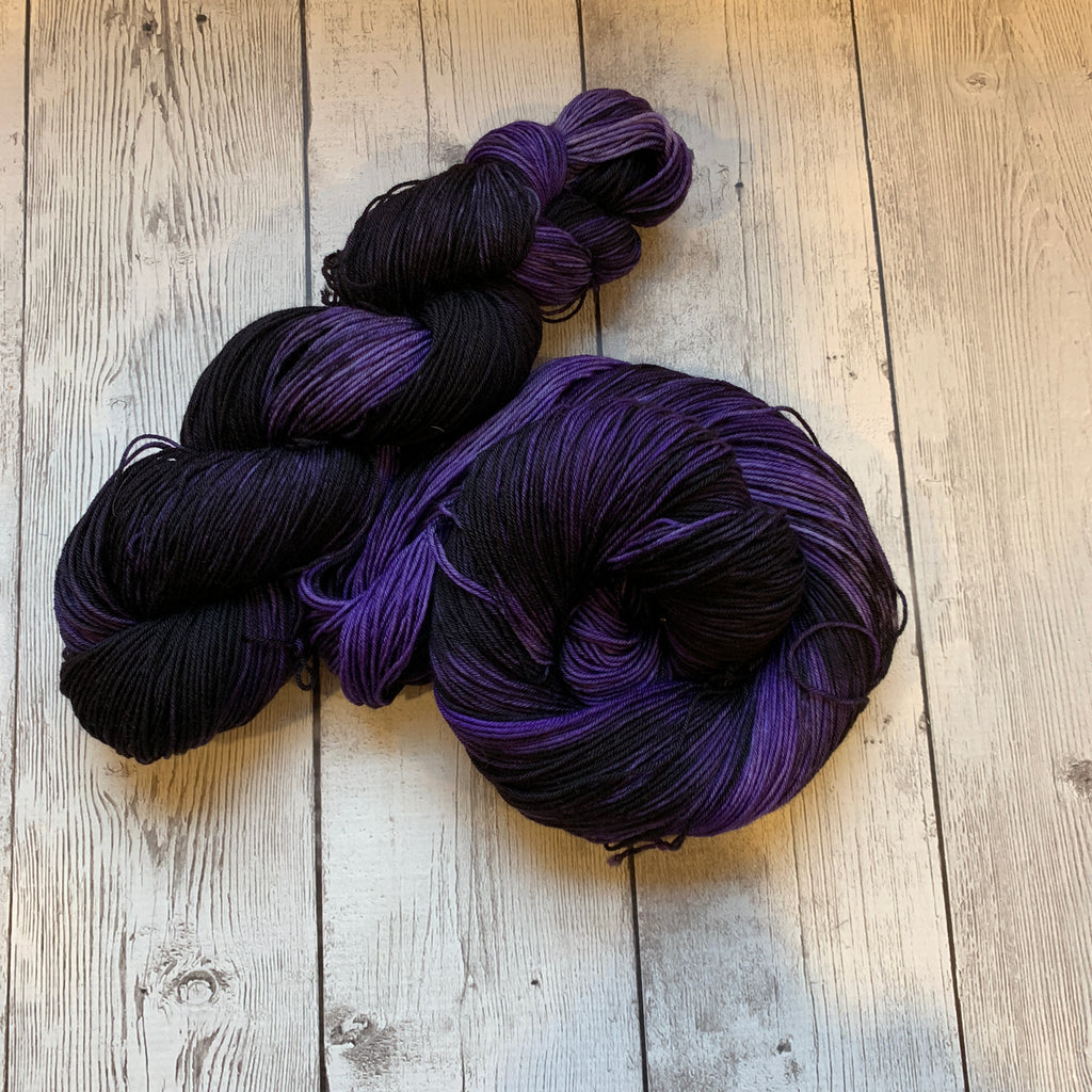 MAYHEM - (HULLABALOO)™  Sock/Fing Kettle Dyed 463 yds (315)