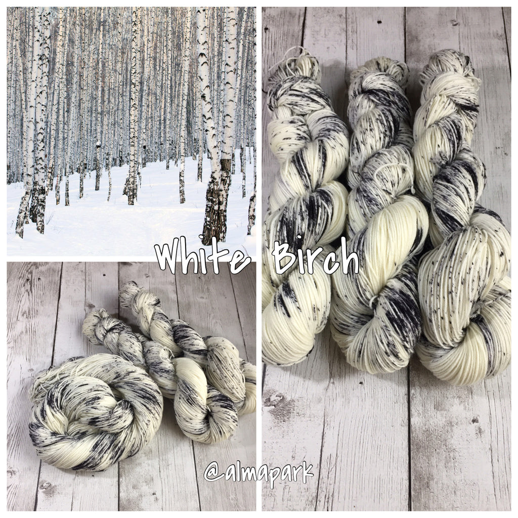 WHITE BIRCH™ Speckled Multiple Bases - 463 yds RTS