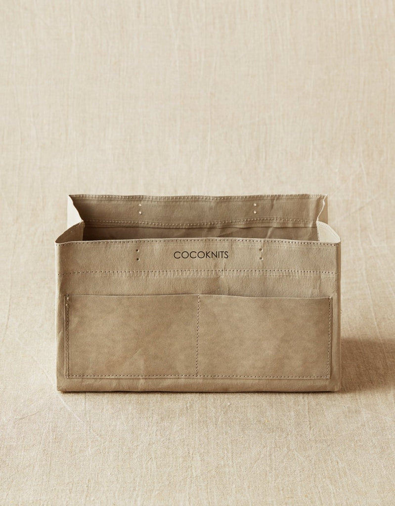 COCOKNITS Craft Caddy - GRAY