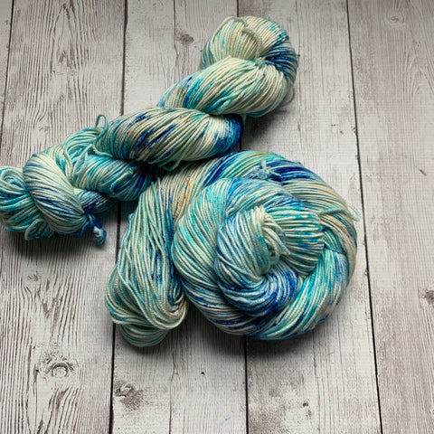 DK - SAND and SEA™ -  Kettle dyed Speckled - 274 yds RTS (020420)
