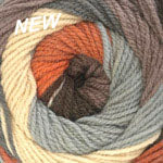 HOT CAKES - (worsted) - 010 - Fox Mix (NEW)
