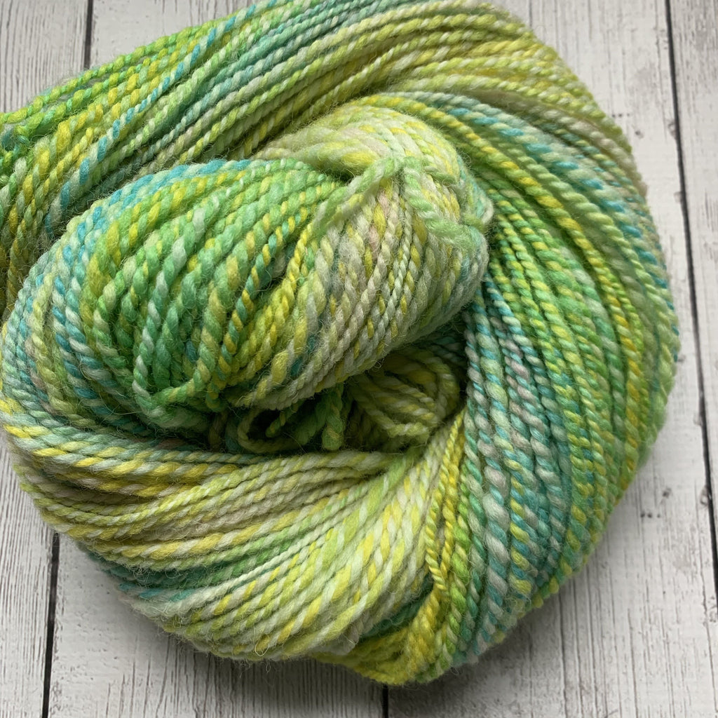 WORSTED - Domestic Wool   202 yds  3.9 oz - (2020-118)