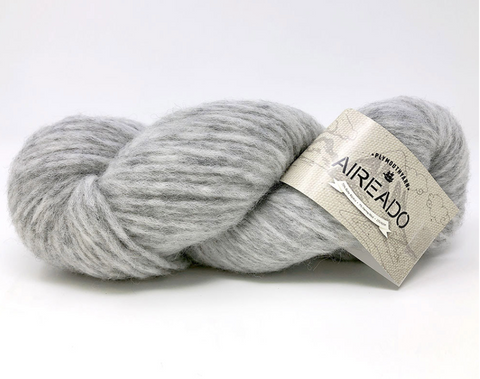 AIREADO - (Chunky) Baby Alpaca Yarn - Choose from 10 Colors
