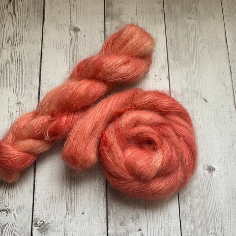 Lace - PLAYLIST COLLECTION™ - ROTTEN PEACHES -  Kettle Dyed - 459 yds RTS (721)