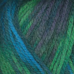 Encore Colorspun (Chunky) - Blues Greens