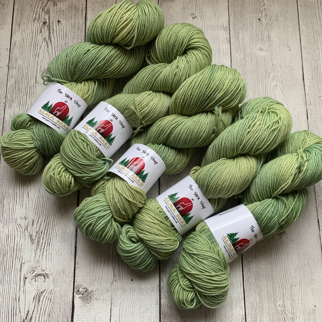 SPORT - CELERY™ -Semi-Solid Kettle Dyed 328 yds RTS (021820)