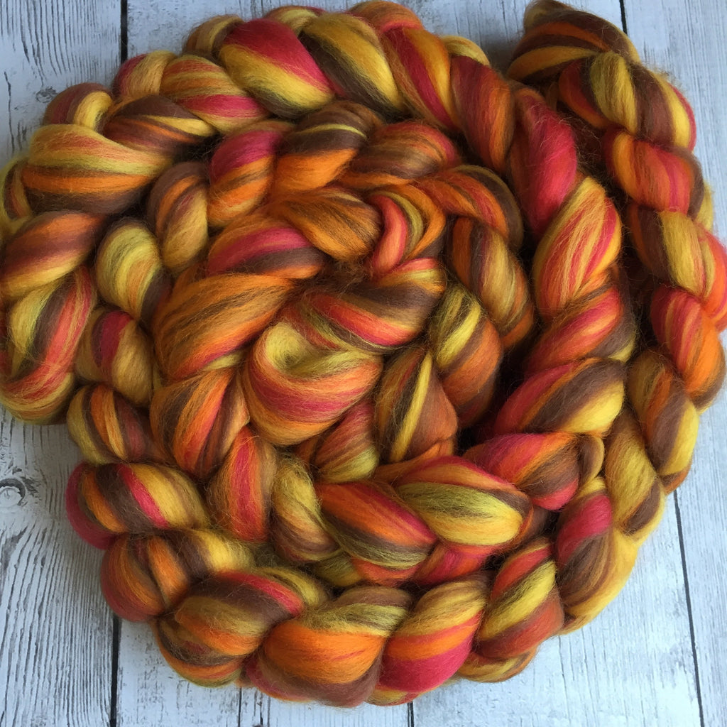Multi Colored Merino - Groovy  2 or 4 oz
